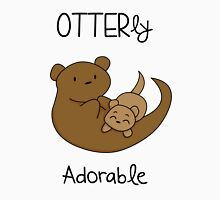 OTTERly Adorable! [Apparel & Transparent Stickers] Unisex T-Shirt