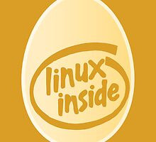 LINUX INSIDE by SofiaYoushi