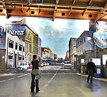 Walking the virtual streets of Christchurch  by PictureNZ