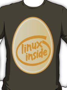 LINUX INSIDE T-Shirt