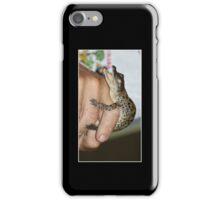 Baby Crocodile Cellphone Case 2 iPhone Case/Skin