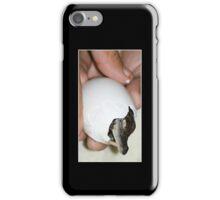 Baby Crocodile in Egg Cellphone Case iPhone Case/Skin