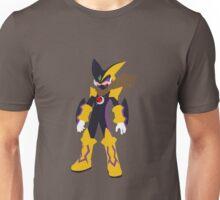 Megaman Bass-Cross Minimalist Unisex T-Shirt