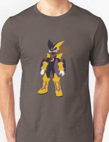 Megaman Bass-Cross Minimalist T-Shirt