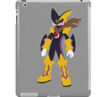 Megaman Bass-Cross Minimalist iPad Case/Skin