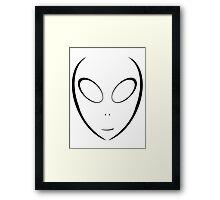 Alien 11 Framed Print