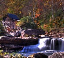 Grist Mill by thatstickerguy