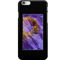 Bee and Water Lilly Cellphone Case Cover 34 iPhone Case/Skin