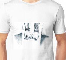 Pinky promise larry Unisex T-Shirt