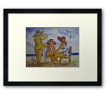 The Age of Reason Framed Print