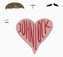 Johnlock Mustache by rwang