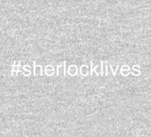 #sherlocklives Kids Clothes