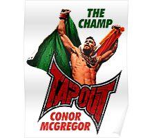 UFC CHAMP Poster
