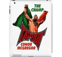 UFC CHAMP iPad Case/Skin