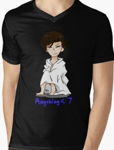 Boring Mens V-Neck T-Shirt