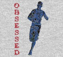obsessed runner by Gale Distler
