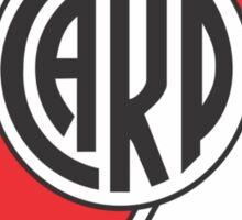 River Plate Crest Sticker