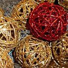 Holiday Balls by WildestArt