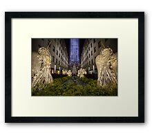 Celebration Of Light Framed Print