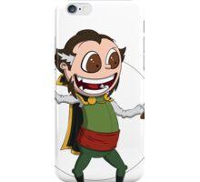Ra's al Ghul contemplates Immortality iPhone Case/Skin