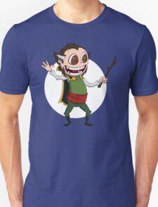 Ra's al Ghul contemplates Immortality T-Shirt
