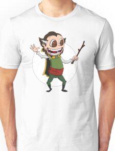Ra's al Ghul contemplates Immortality Unisex T-Shirt