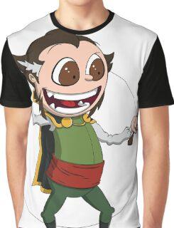 Ra's al Ghul contemplates Immortality Graphic T-Shirt