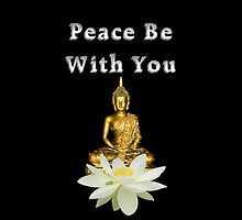 Peace be with You Cellphone Cover Case 44 by Gotcha29