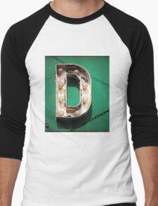 D. Men's Baseball ¾ T-Shirt
