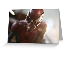 Marvel Zombie (Spider-Man) Greeting Card