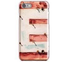 E. iPhone Case/Skin