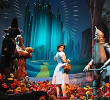 Wizard of Oz-Great Movie Ride by Gwilanne Carlos