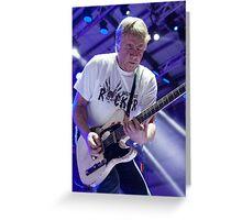 Rick Parfitt Greeting Card