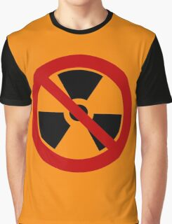 symbol anti nuclear Graphic T-Shirt