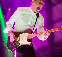 Francis Rossi by Natalie Ord