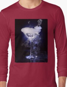 Exotic Drink T-shirt design Long Sleeve T-Shirt