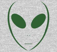 Alien 13 Green Kids Clothes