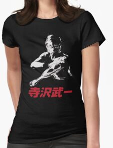 Mens Space Adventure Cobra Womens Fitted T-Shirt