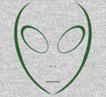 Alien 14 Green Kids Clothes