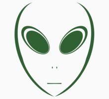 Alien 15 Green One Piece - Long Sleeve