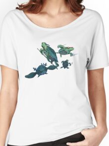 Ninja Turtles Women's Relaxed Fit T-Shirt