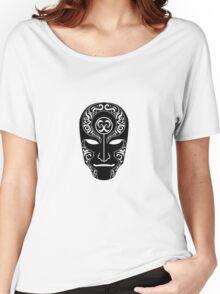 Amon (black & white) Women's Relaxed Fit T-Shirt