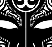 Amon (black & white) Sticker