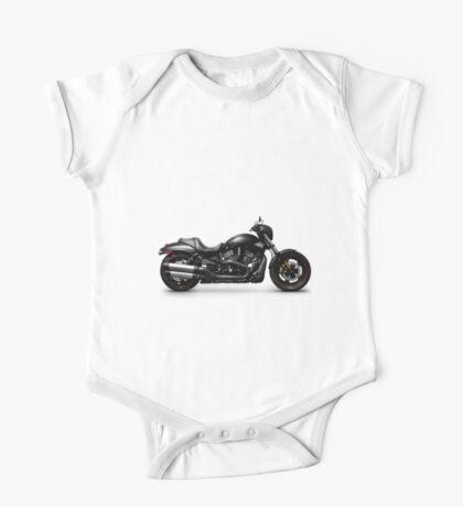 Harley Davidson VRSCD Night Rod Special motorbike T-shirt design One Piece - Short Sleeve