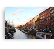 Denmark 3 Canvas Print