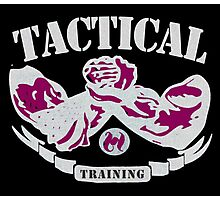 Tactical Traning Photographic Print