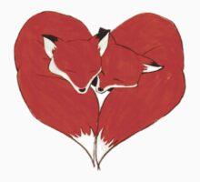 Fox Heart by Abigail Kim