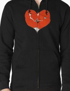 Fox Heart T-Shirt