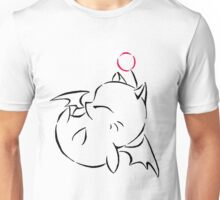 Moogle - Black & Red Version  Unisex T-Shirt