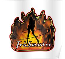 Trickmaster Logo Poster